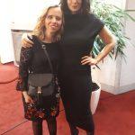Miška s herečkou pani Zuzanou Fialovou